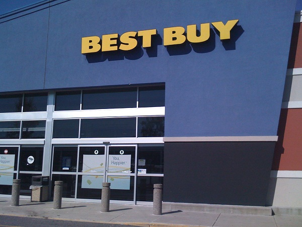 Profit Forecasts and Share buybacks suspended by Best Buy