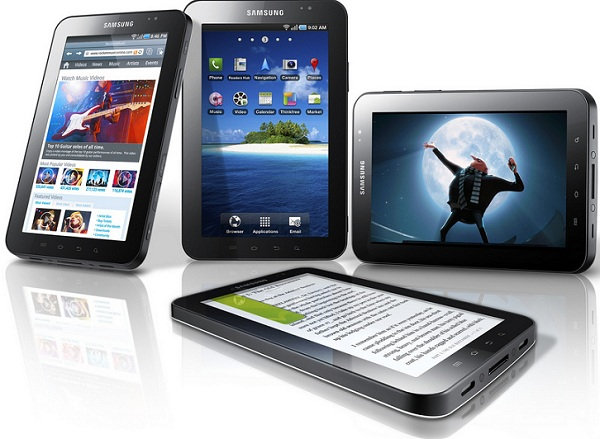 European ban on Samsung tablet