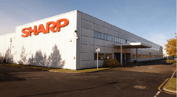 Sharp Corp. left with no other option but to partner with Hon Hai.