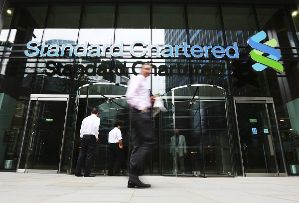 The Standard Chartered Iran money laundering story