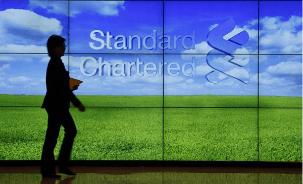 Iranian Transactions Cause Fall in Standard Chartered Shares