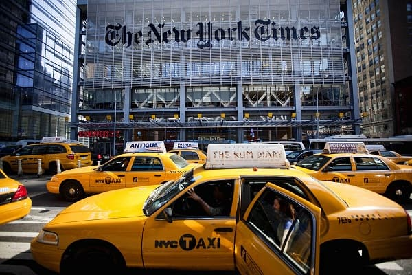 IAC to buy NY Times' About Group for $300m
