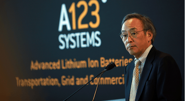 Chinese group to rescue U.S. battery maker A123
