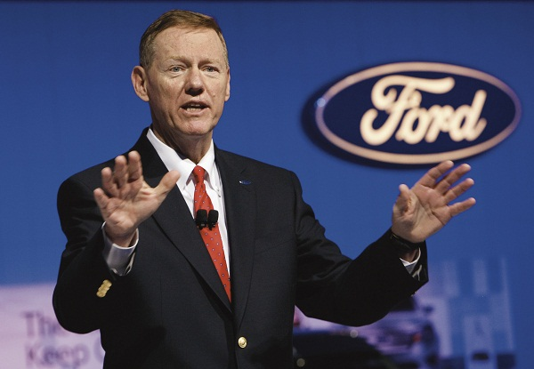 Ford board is ready for Mulally's retirement; Fields a probable successor