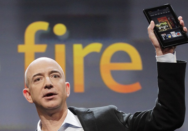 Amazon Attempts to Take over Electronics Market with New Tablet