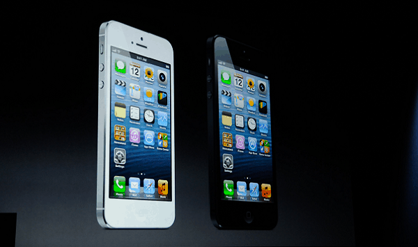 New iPhone 5 Helps Apple Inc. Shares Attain Record High
