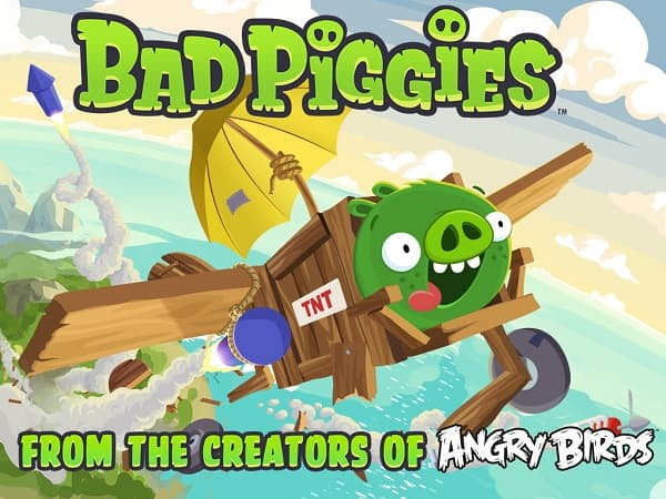 Angry Birds maker releases Bad Piggies game