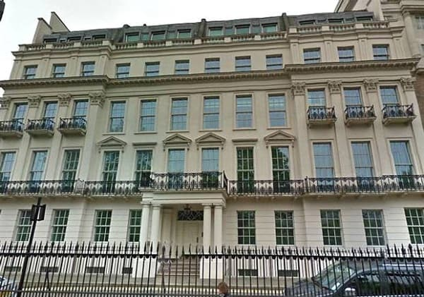 The Most expensive UK mansion on sale for £300m