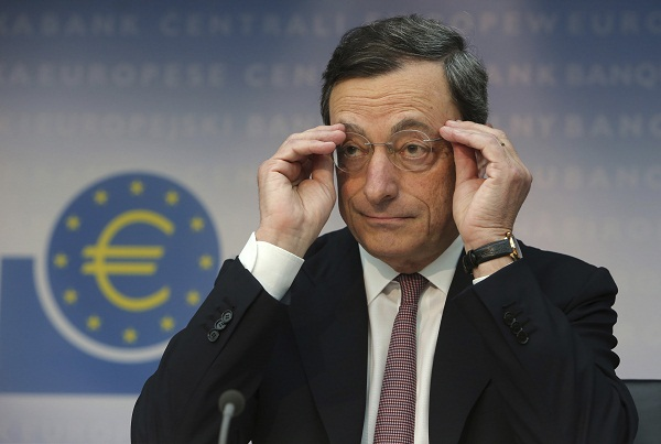 ECB President Draghi Set to Start New Bond Plan
