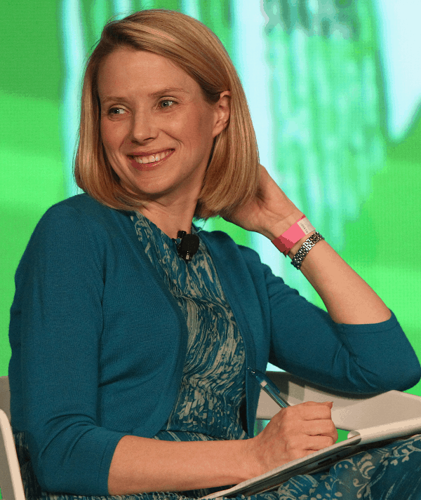 New CEO Lays Out Broad Goals for Yahoo