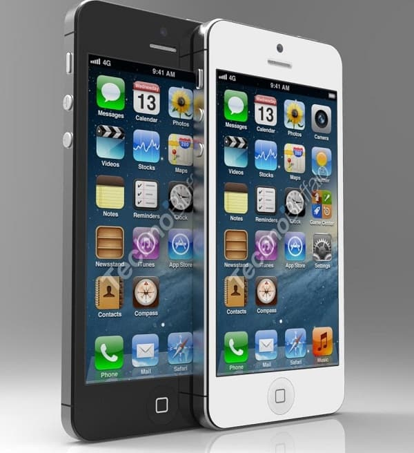 New iPhone 5 Orders Hit Record as Apple Inc. Single Share Is Worth $700