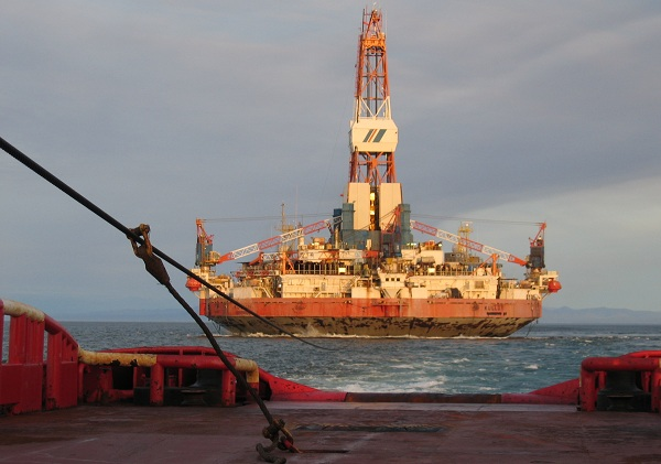 Shell to begin oil drilling in Alaska