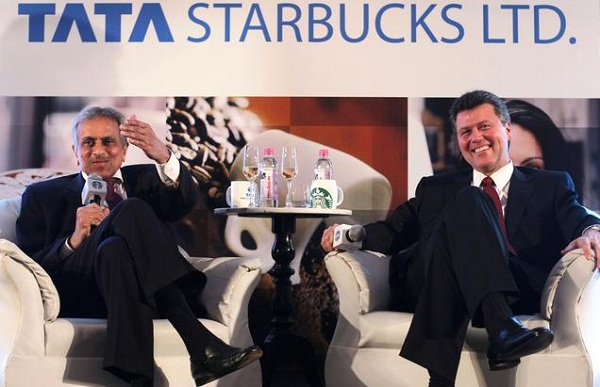 Starbucks to Open Its First Store in India by October End