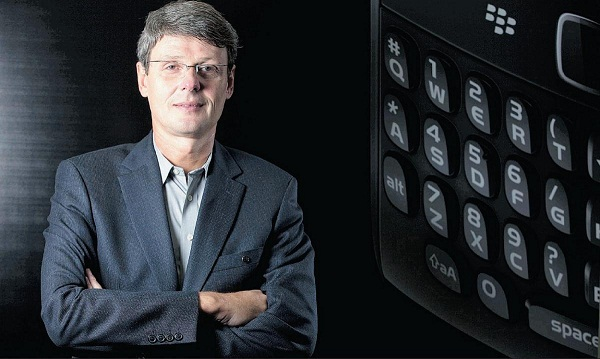 BlackBerry Maker Plans Comeback as It Reveals Results
