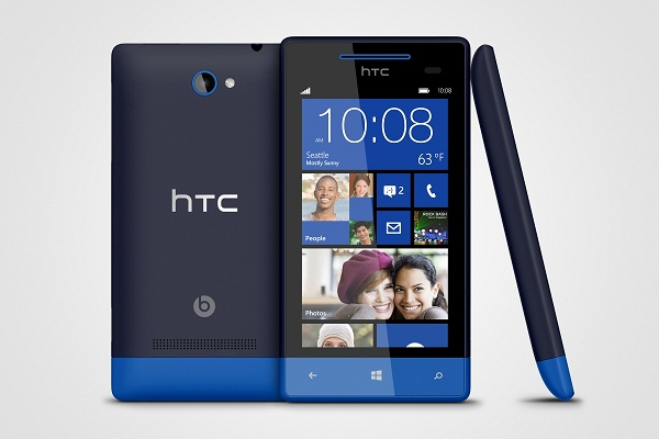 New Windows Phones Launched by HTC