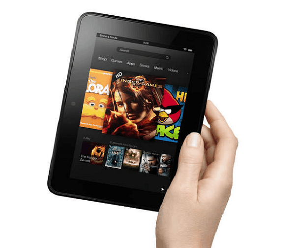 Wal-Mart Decides Not to Sell Amazon Kindle Anymore