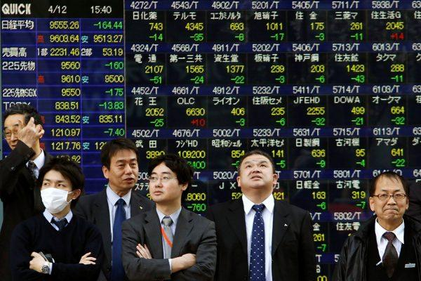 Concern over Chinese Funds Leads to Drop in Nikkei Share Average