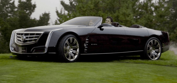 GM Co. named Ferguson Cadillac global chief
