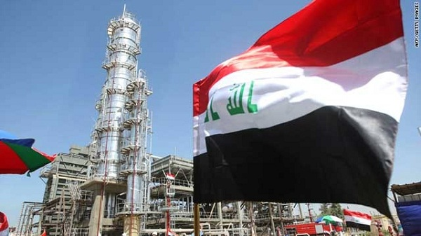 Iraq's oil production to double by 2020