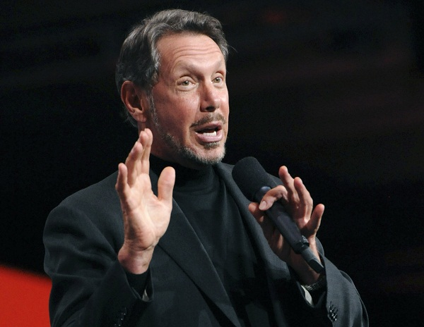 Oracle Corp's Larry Ellison looks to take over AEG Empire