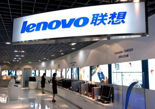 Lenovo overtakes HP as world's top PC maker
