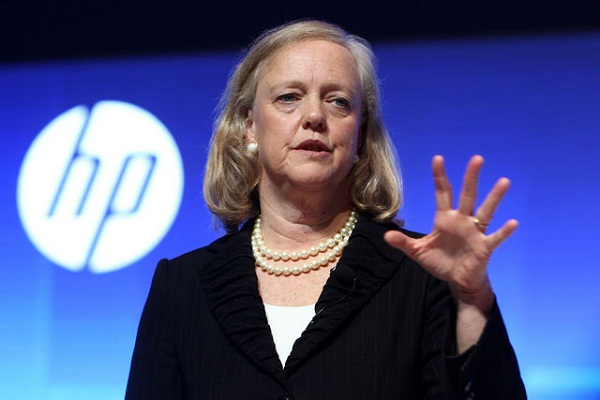 Meg Whitman, CEO at HP