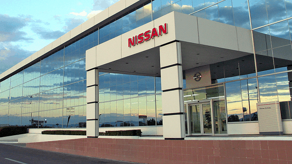 Electronic steer by wire technology installed in nissan for Downtown la motors nissan