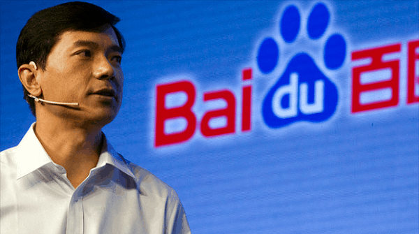 Robin Li, CEO at Baidu Inc.