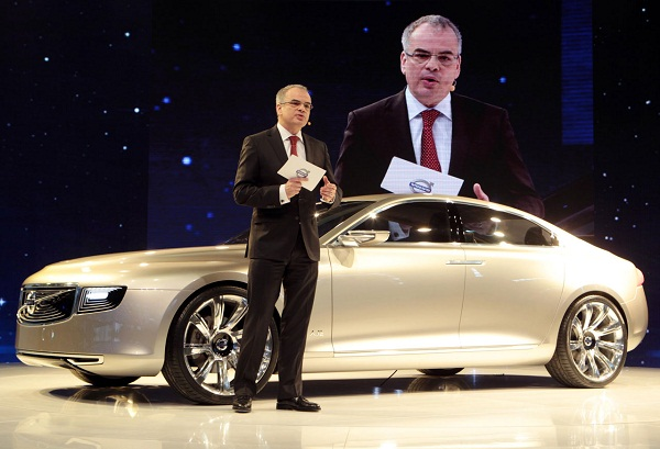 Clash of Boardroom Titans threatens Volvo Car Corp. Resurgence
