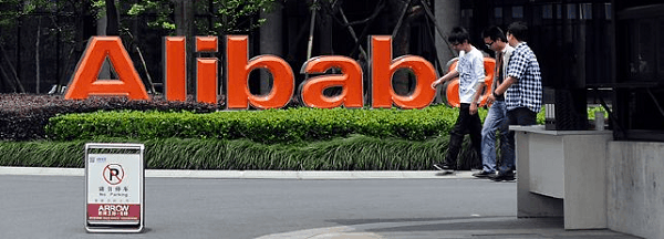 Net profit for Alibaba Group in China doubles for the second quarter