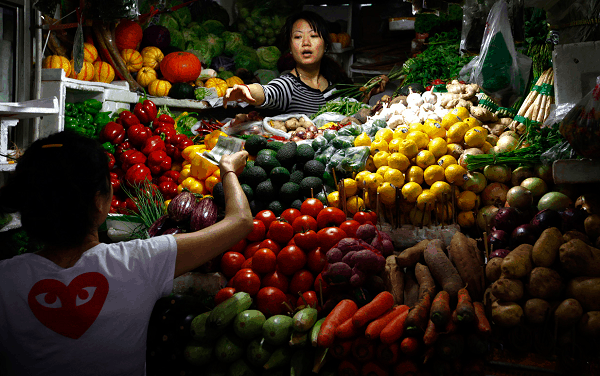 China's inflation slows