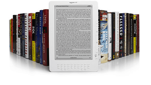 Pricing tussle of EU e-book to be won by Amazon