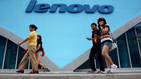 Weakest growth of quarterly profit registered by Lenovo in two years