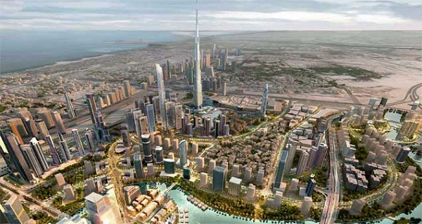 Dubai aims high as it plans to open world's biggest mall and tallest hotel