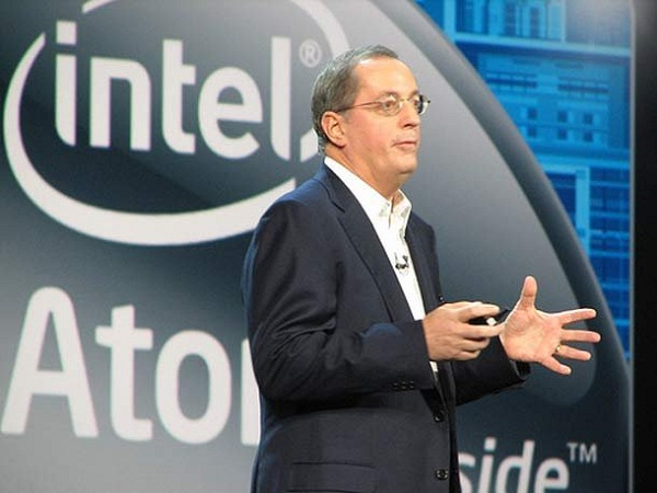 Paul Otellini, CEO at Intel Corp.