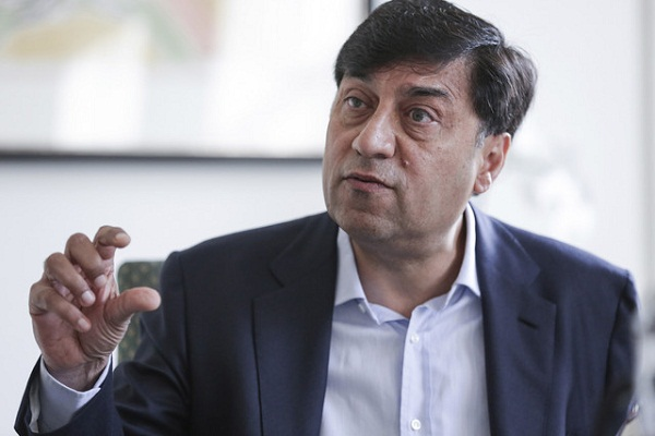 Rakesh Kapoor, CEO at Reckitt Benckiser Group PLC