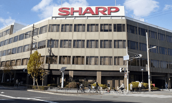 Sharp struggles to survive as it posts the net loss forecast of $5.6bn