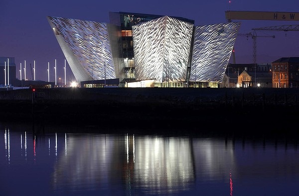 Titanic effect helps Belfast beat other UK cities
