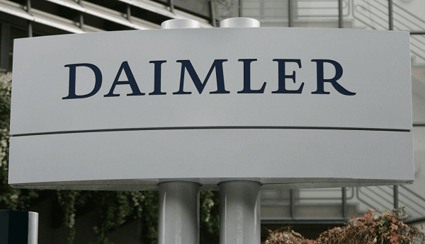Daimler names Troska to oversee China's market