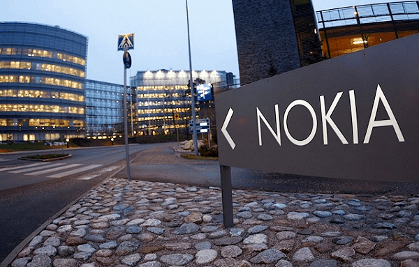 Nokia Corp.'s headquarters in Finland