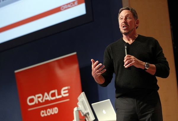 Oracle sees 2Q profits rise 18%
