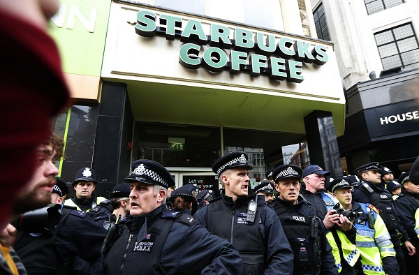 Starbucks talks with HMRC might lead to change in its UK tax approach