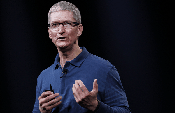 Tim Cook, CEO at Apple Inc.