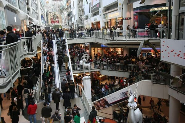 Boxing Day sales to set a record