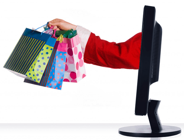 UK customers are said to be the biggest internet shopaholics