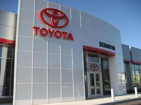 After all, Toyota Motor Corp. becomes the world's top carmaker.