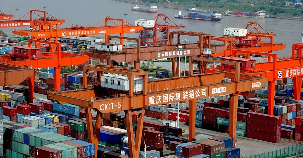 China's exports grow raising hopes for economic recovery