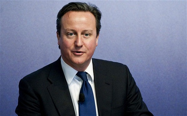 David Cameron to Reform UK membership