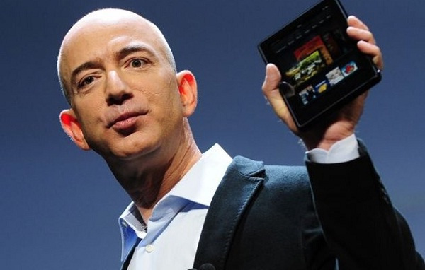 Amazon Reports High Q4 Revenues While Profits Slump