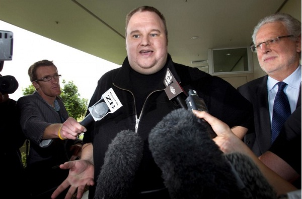 "Kim Dotcom launched new file locker ""Mega"""